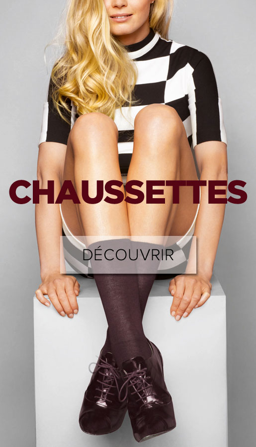 Collection Chaussettes - Le Bourget