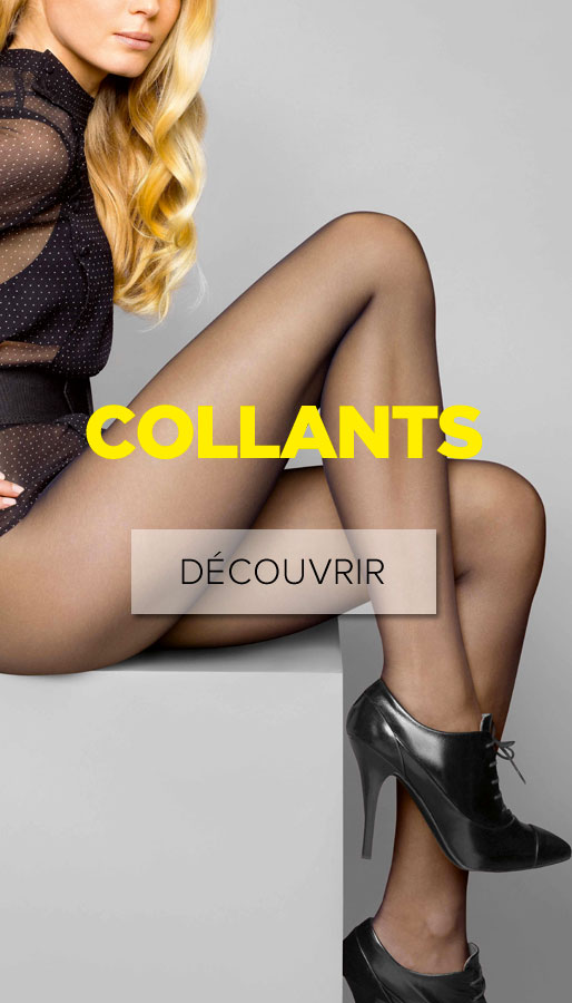 Collection Collants - Le Bourget