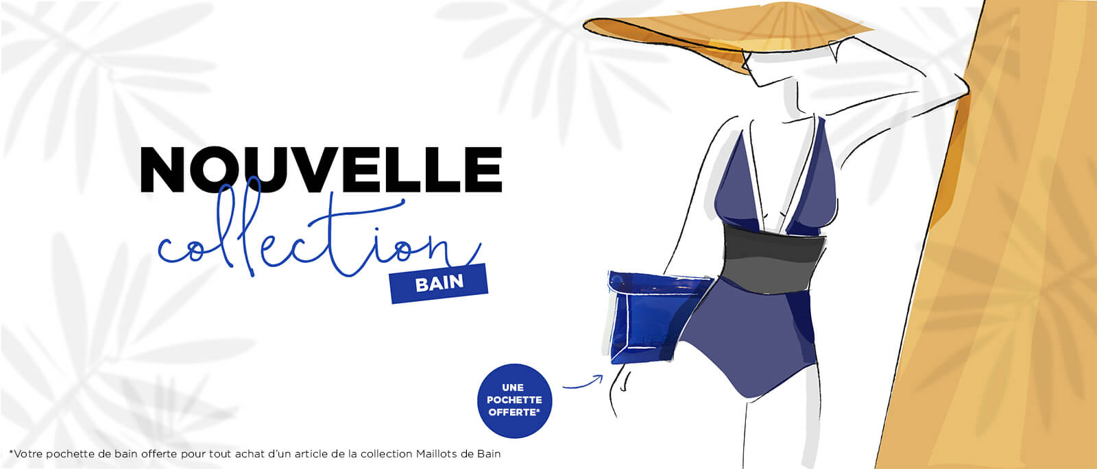 Nouvelle collection bain - Le Bourget
