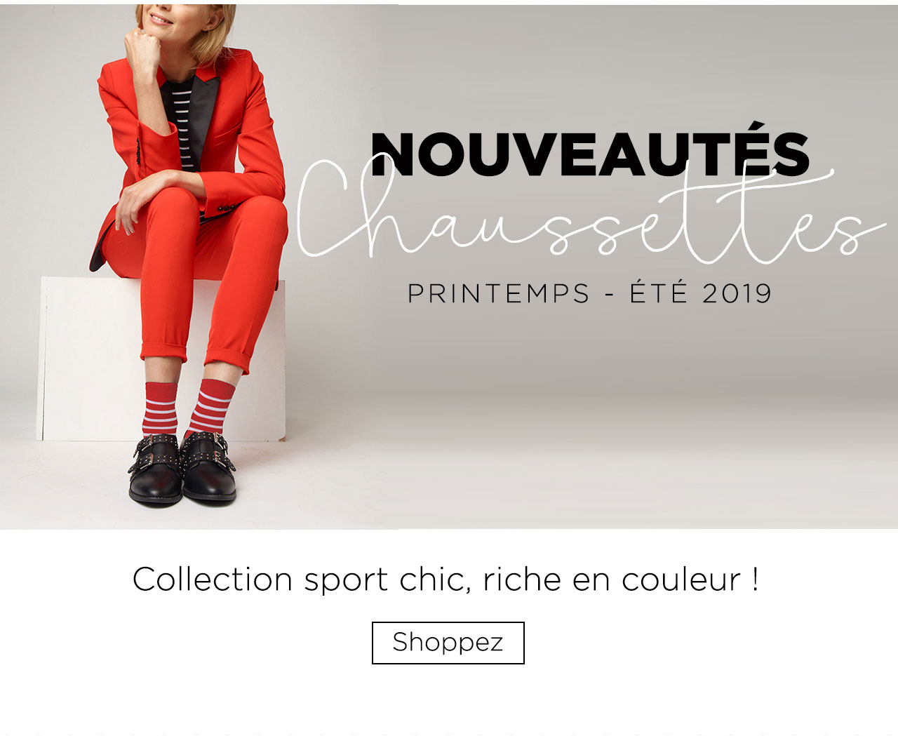Nouvelle collection - Le Bourget